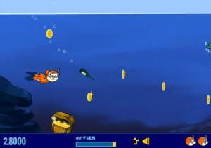 بازی آنلاین تفریحی شنای تدی