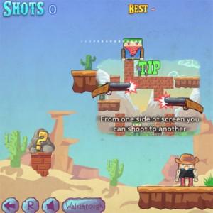 بازی آنلاین تیراندازی باند انفجار