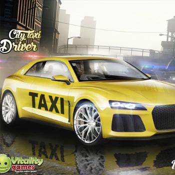 بازی آنلاین سرعت تاکسی شهر