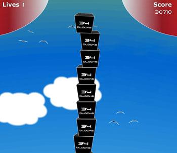 بازی آنلاین تفریحی برج ساز