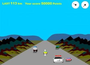 بازی آنلاین دیوانه سرعت