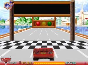 بازی آنلاین ماشین بازی سرعتی مک کوئین