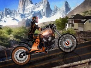 بازی آنلاین موتور سواری دخترانه