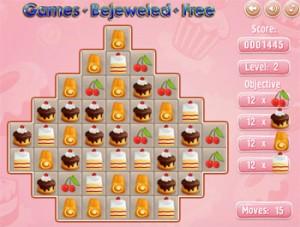 بازی آنلاین پازل خوراکی ها
