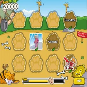 بازی آنلاین آموزش زبان انگلیسی