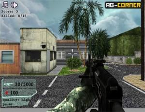 بازی آنلاین نجات پایگاه نظامی